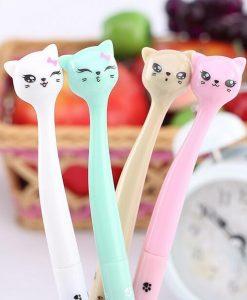 Cuki cicás tollak – Több színben