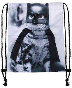 Batman cica tornazsák