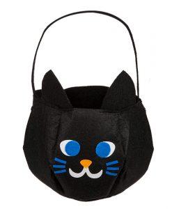 Fekete macska tartó – táska