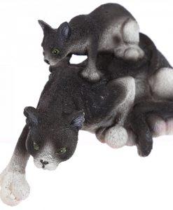 Kis cicás szobor – Kis méret