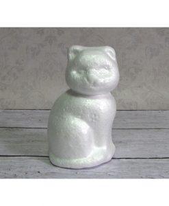 Polisztirol cica figura – Légy kreatív