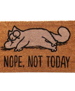 Simon's Cat lábtörlő – Kókuszrost – 75 * 45 cm