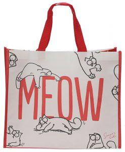 Simon's Cat bevásárló táska