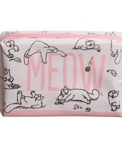 Simon's Cat kozmetikai táska – Neszesszer