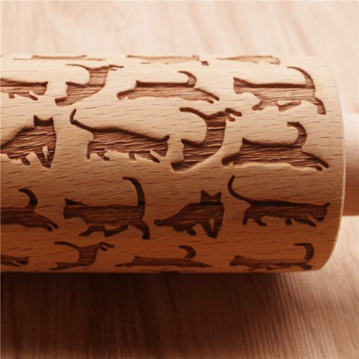 Sodrófa cica mintákkal