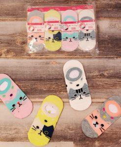 Cicás gyerek zoknik 22-26 (3 pár)