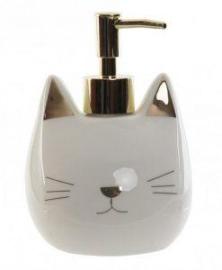 Macskás szappan adagoló