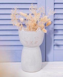 Macskás váza